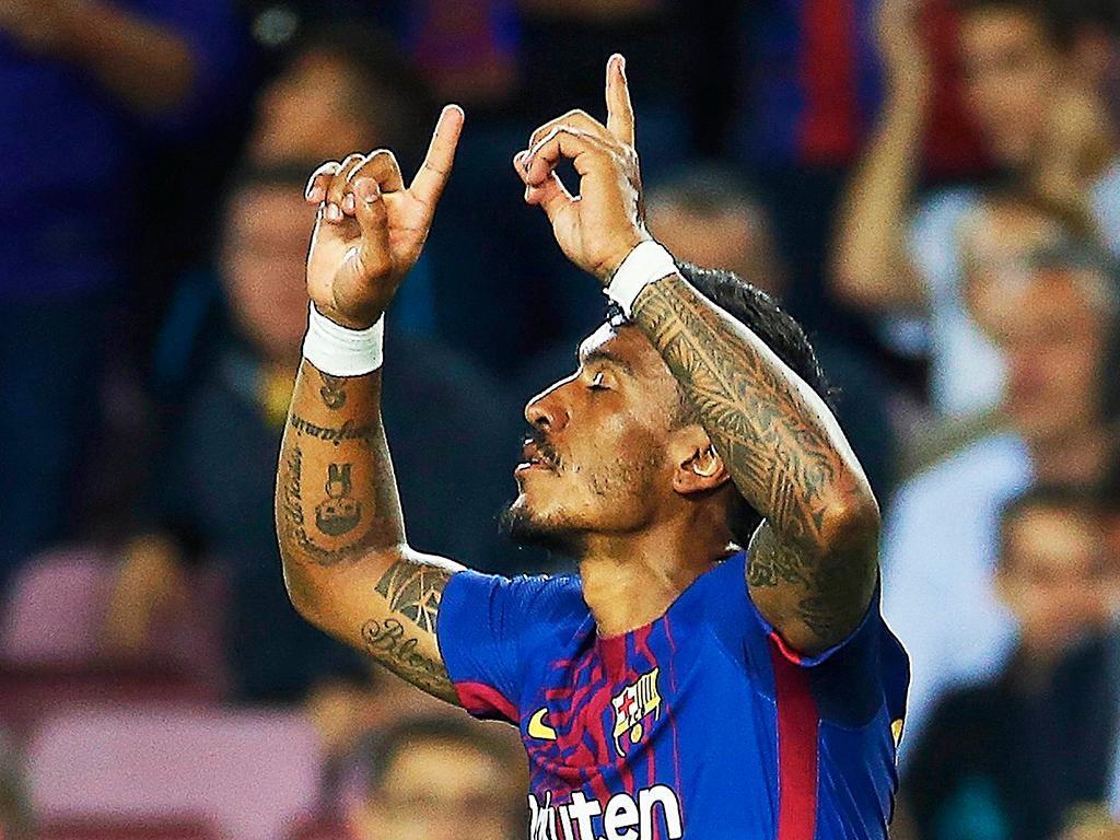 LC: Barça vence Olympiakos, Messi marca golo 100 europeu