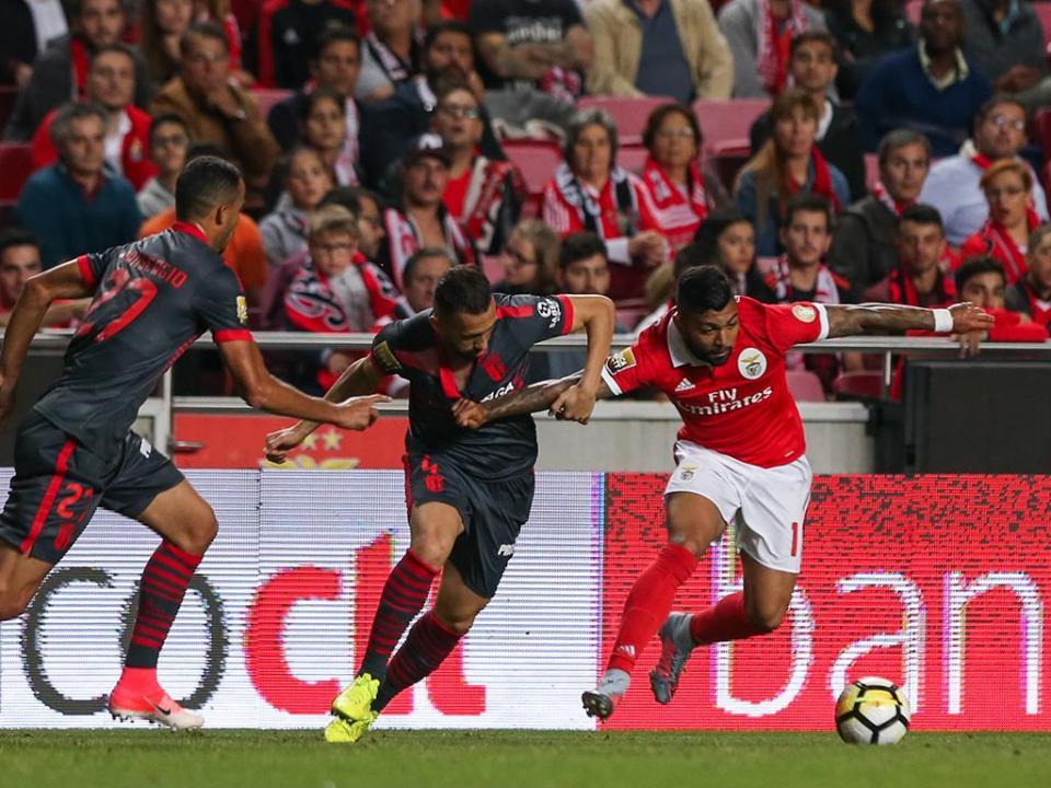 Benfica: 20 convocados para jogo com Basileia