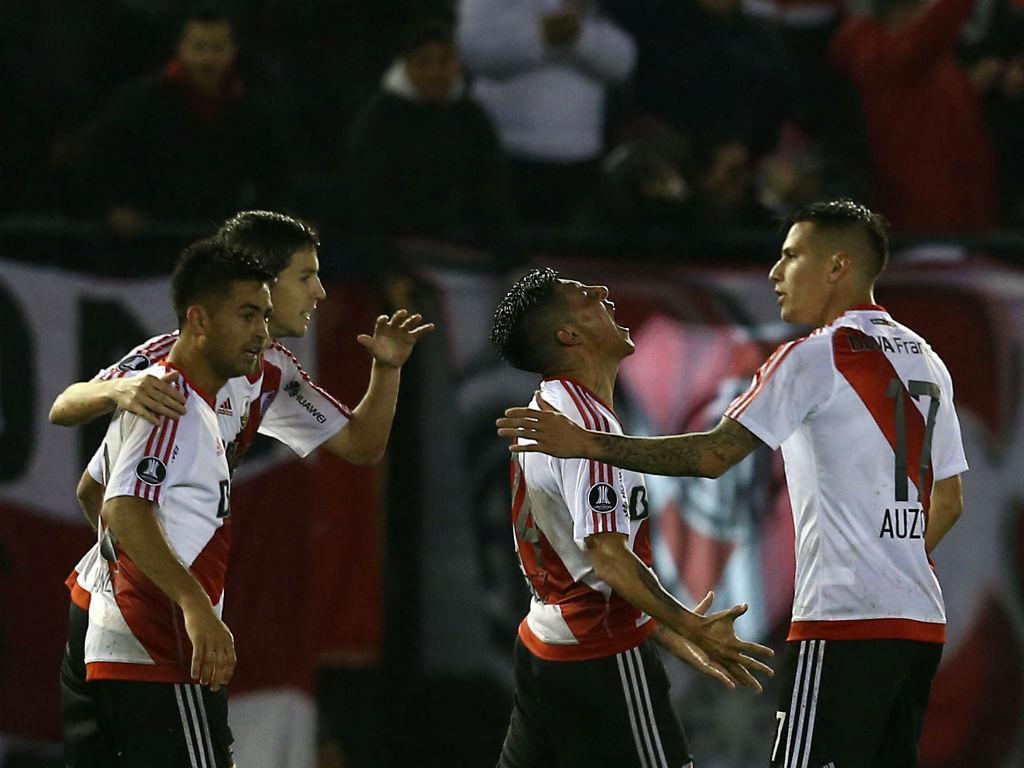 Com goleada história, River Plate chega à semifinal da Libertadores