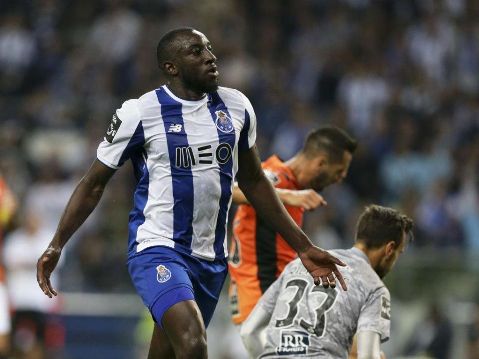 FC Porto: Marega lesiona-se ao serviço do Mali
