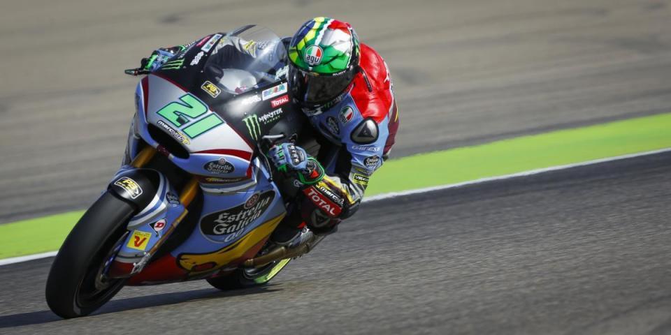 """Morbidelli: """"Márquez está a ensinar-nos a cair de moto"""""""