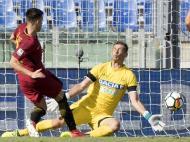 Roma-Udinese (Lusa)