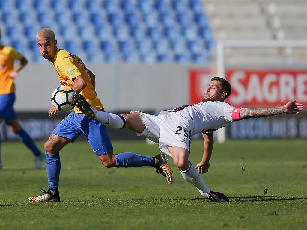Estoril-Praia, 0-GD Chaves, 2 — Resultado final