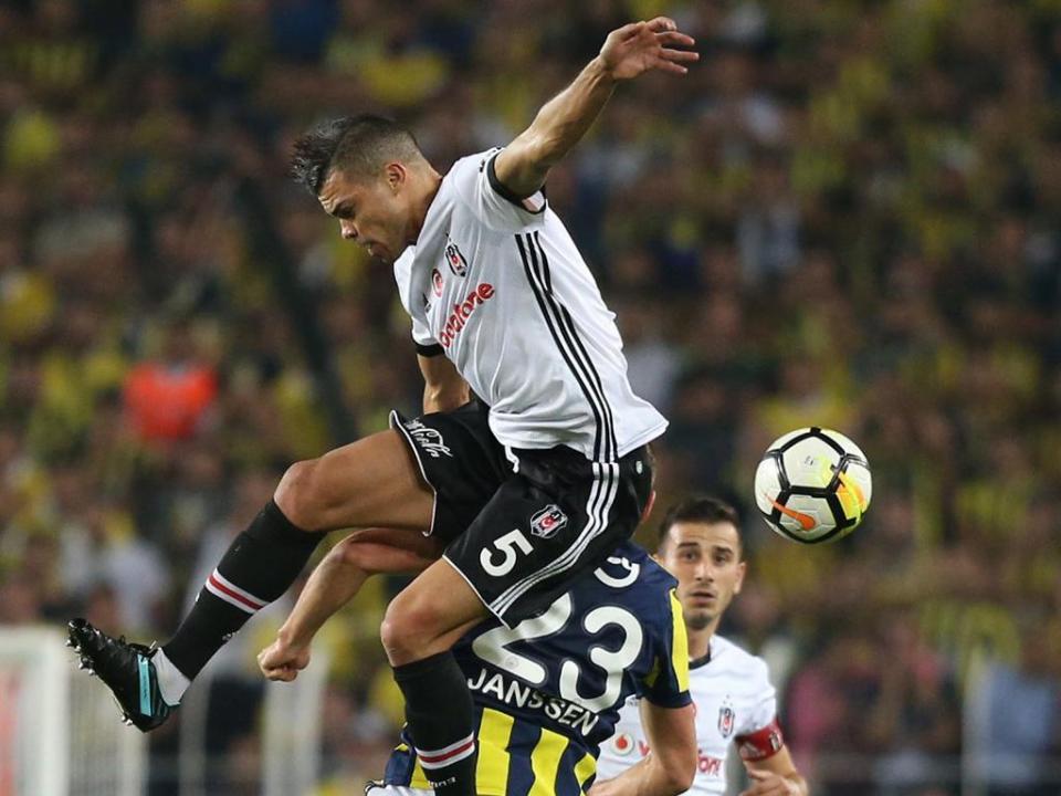 Pepe: «Os adeptos do Besiktas são diferentes dos do Real Madrid»