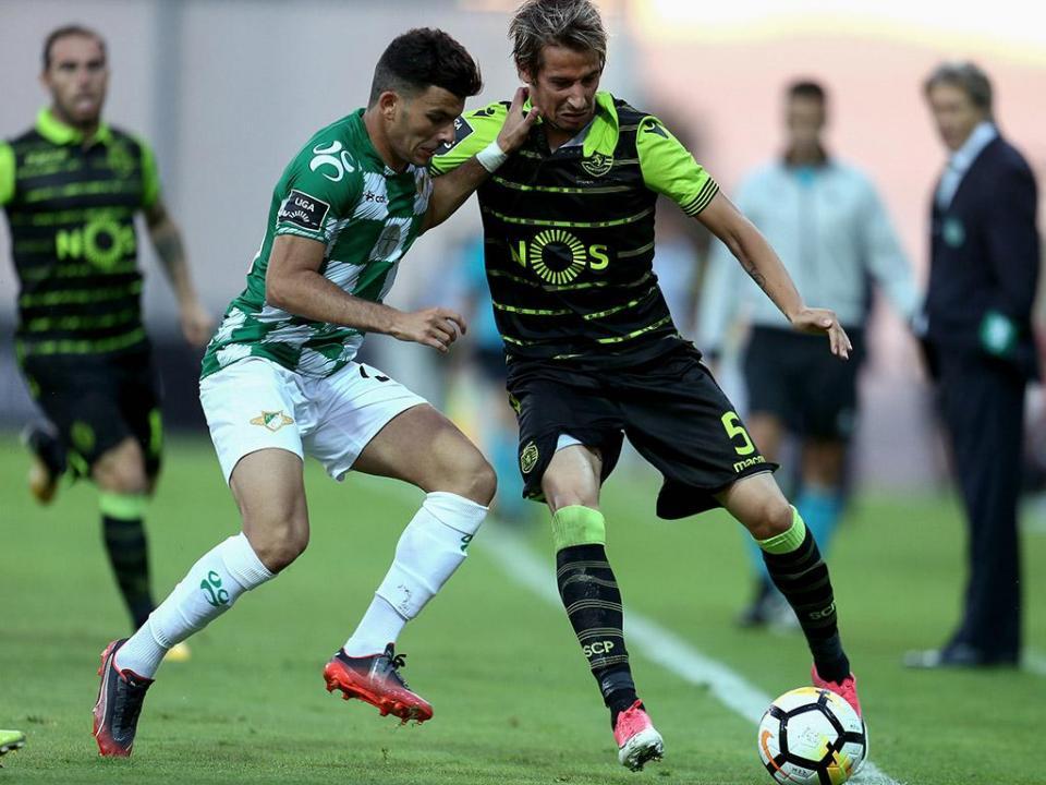 Sporting-Moreirense (antevisão): vencer ou vencer para não perder terreno
