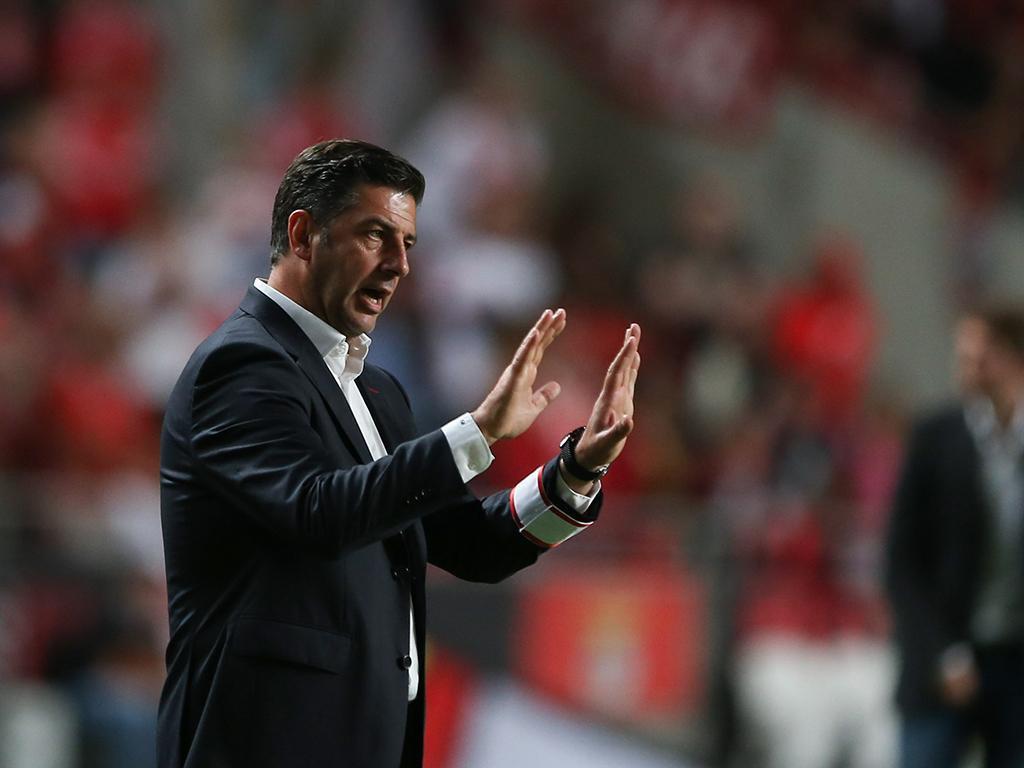 Conceição quer travar Benfica, Vitória quer «continuar a ganhar»