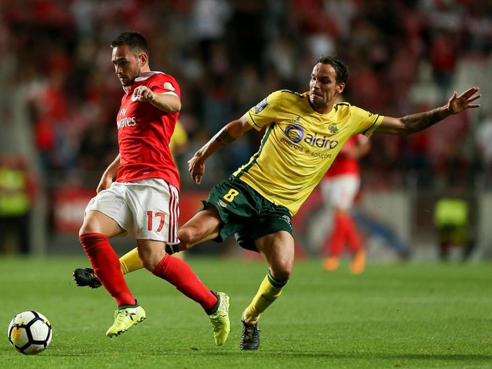 Paços de Ferreira: André Leão falha receção ao Sporting