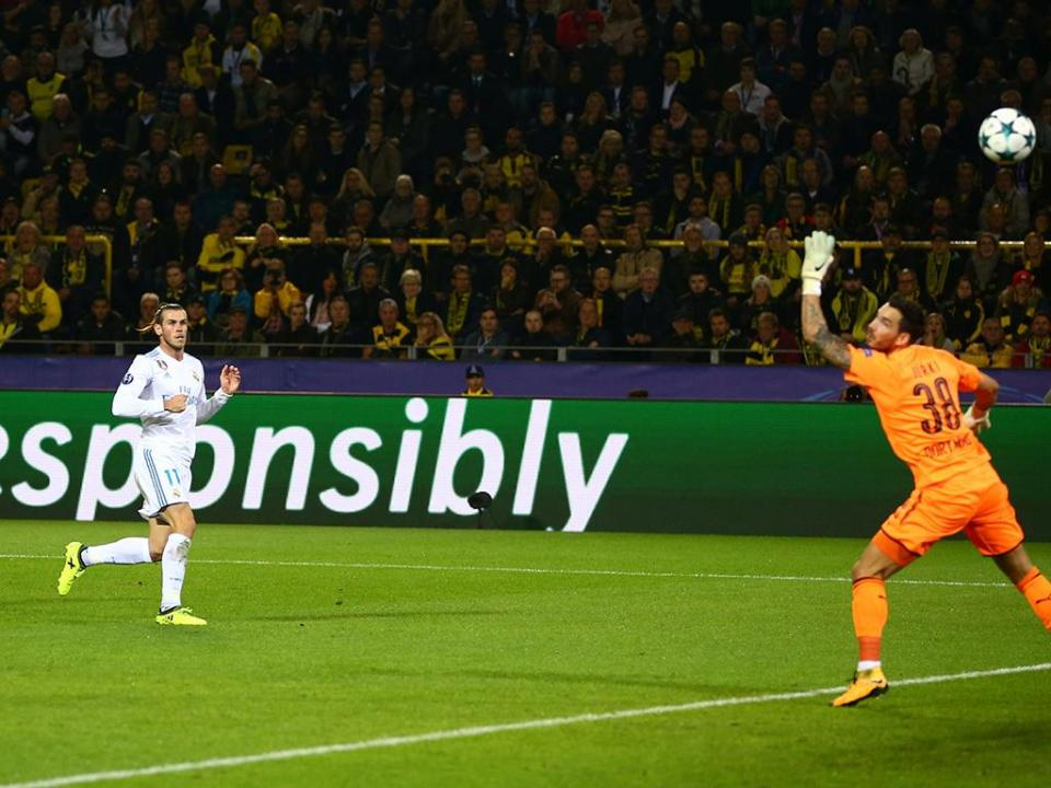 VÍDEO: golo de Bale eleito melhor da Champions… e não é o da final