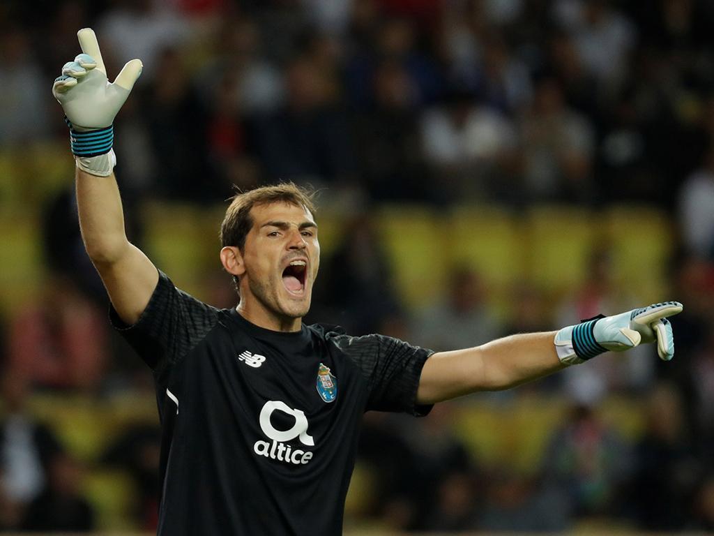 Discussão entre Casillas e Conceição? «Totalmente falso»