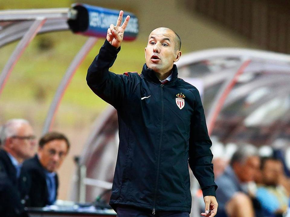 França: Mónaco assume segundo lugar com goleada