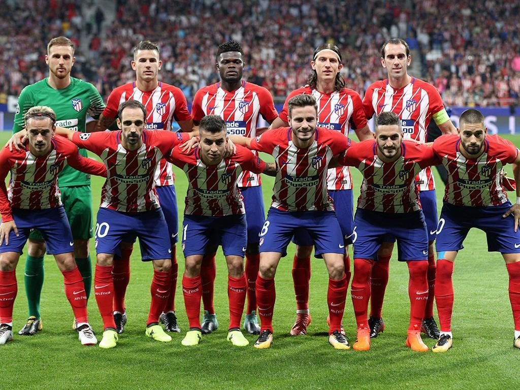«Quando cheguei ao At. Madrid vivia-se um desastre, alguns nem passavam a bola»
