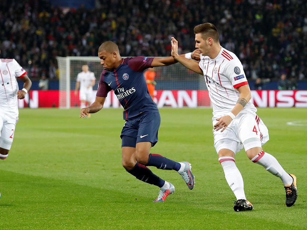 LC: Mbappé torna-se no jogador mais novo de sempre a chegar aos dez golos