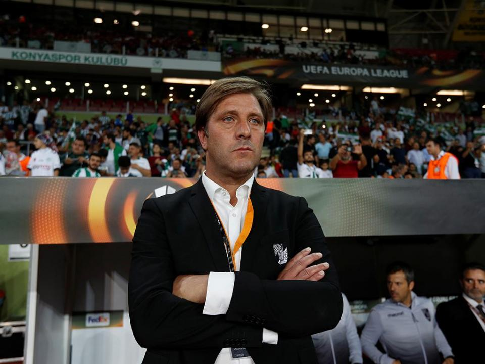 Pedro Martins: «Queremos repetir o que fizemos no ano passado na Taça»