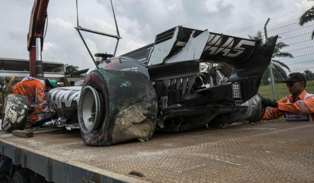 "Grosjean: partidas a meio da corrida podem ser ""uma carnificina"""