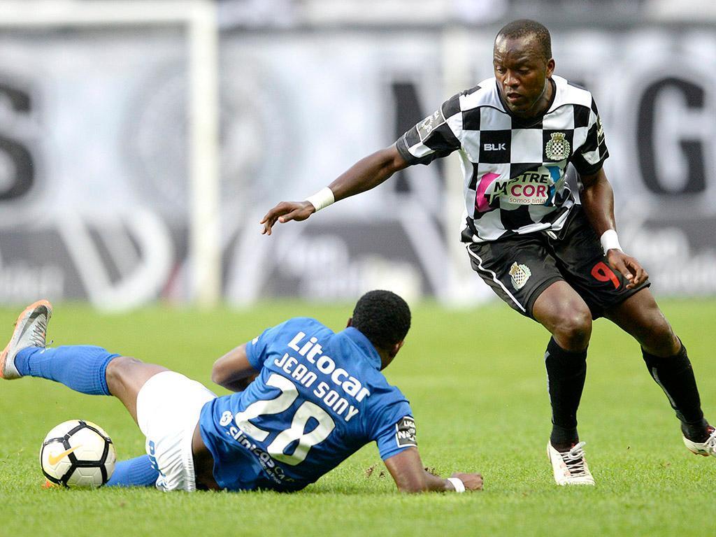 VÍDEO: veja o golo de Mateus frente ao Sporting