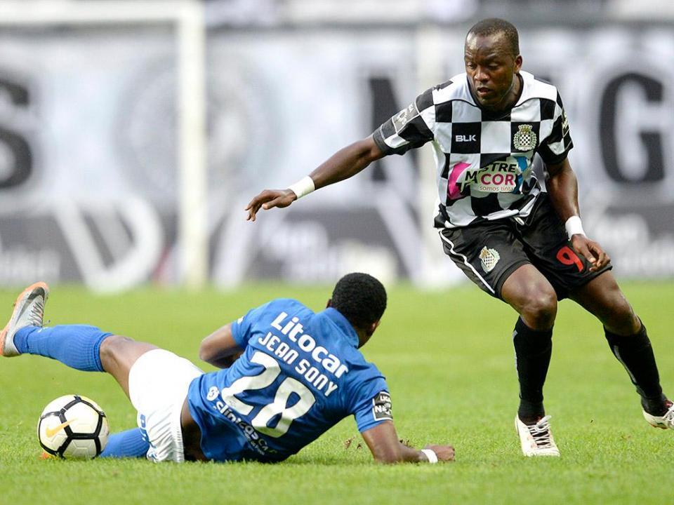 Mateus: «O Sporting teve a sorte do jogo»