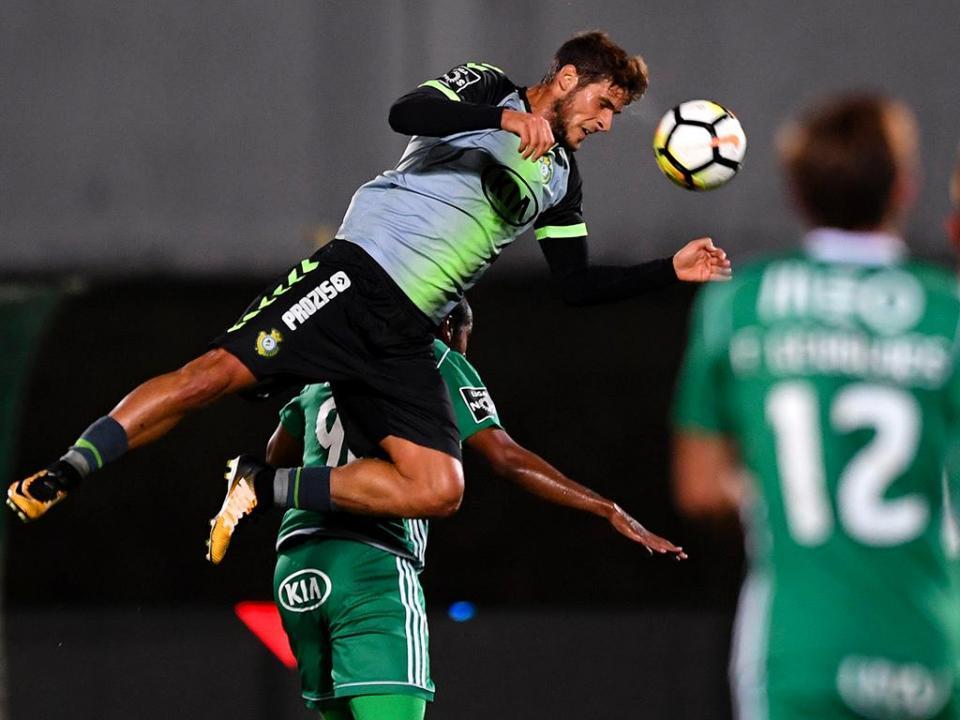 FC Porto sem avançados: que tal Rui Pedro e Gonçalo, Sérgio?