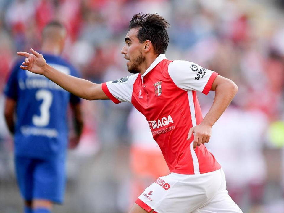 VÍDEO: Horta faz o segundo do Sp. Braga com um «tiraço»