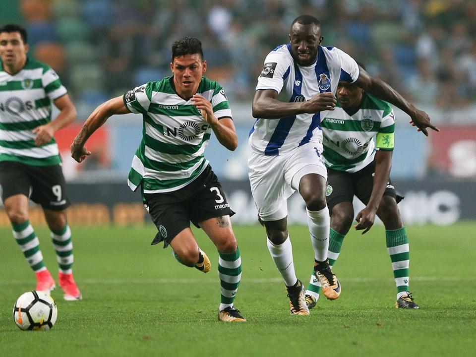 Um FC Porto reforçado em Alvalade, Mourinho no topo, e os belos Nápoles e Dortmund