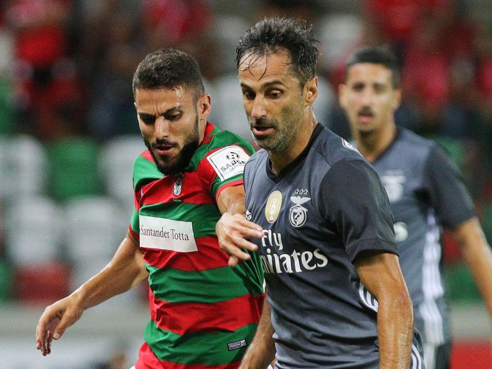 Nomeações: Hélder Malheiro no Benfica-Marítimo