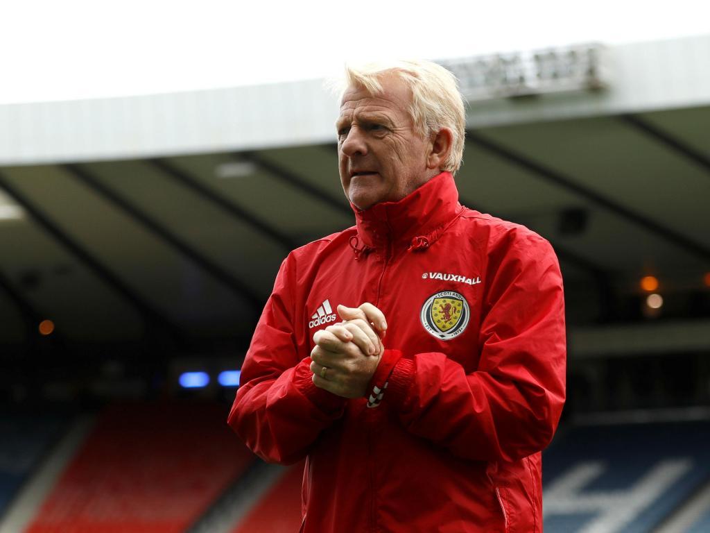 Gordon Strachan já não é selecionador da Escócia
