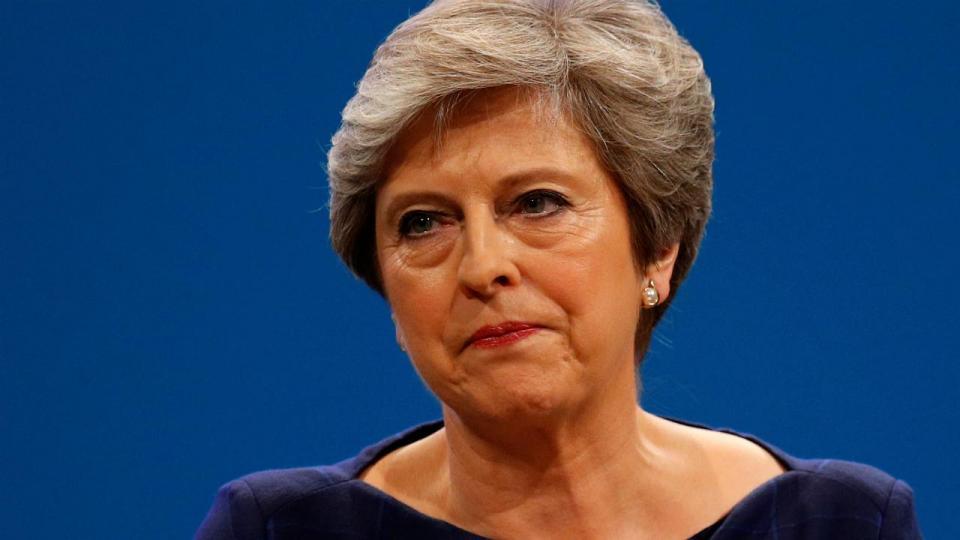 Theresa May anuncia boicote diplomático e real ao Mundial