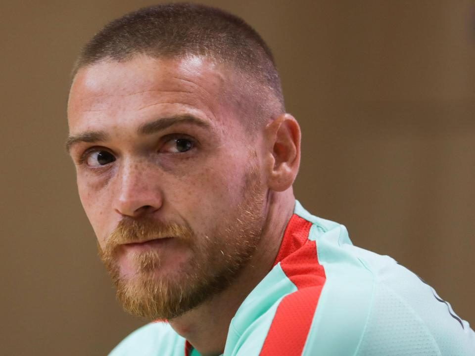 Antunes: «Nunca fui a um Mundial, falho sempre no último minuto»