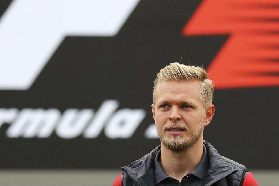 """Magnussen """"Pedi várias vezes desculpa ao Pierre depois do incidente"""""""