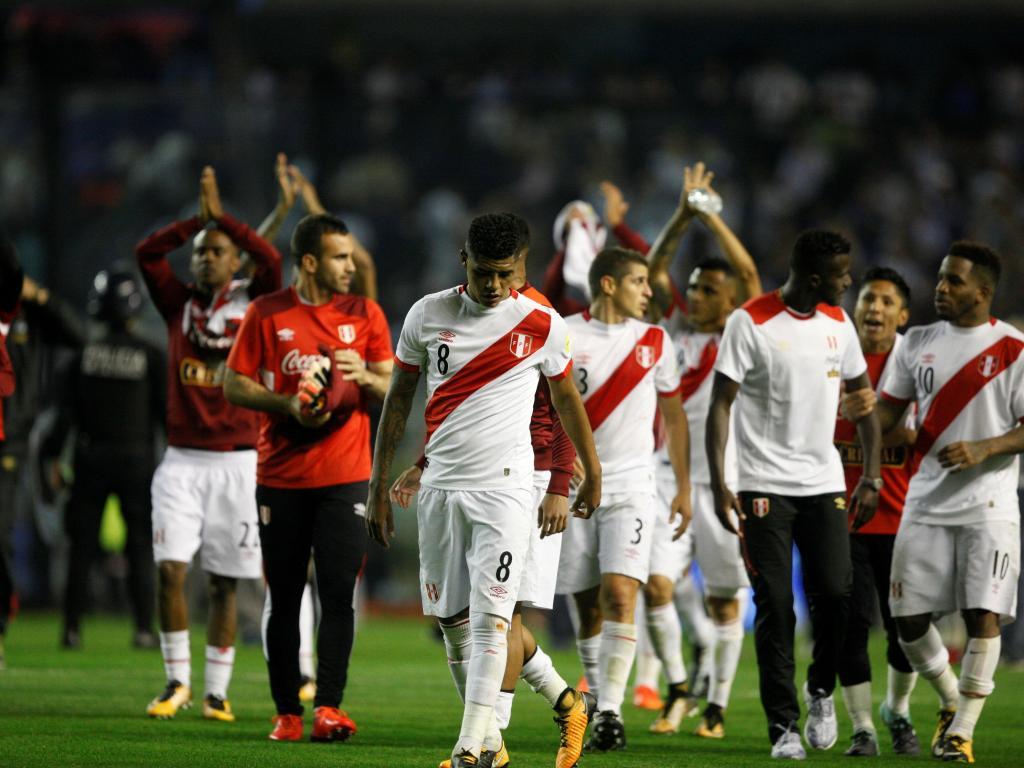 Nova Zelândia-Peru e Honduras-Austrália nos play-offs