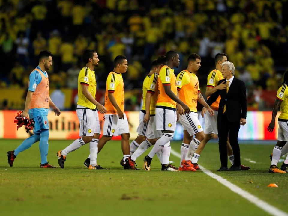 Mundial 2018: Uruguai e Colômbia apurados, Peru no playoff e Chile...out
