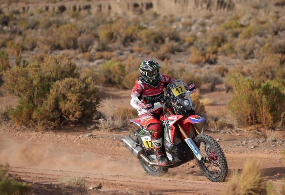 Merzouga Rally: Paulo Gonçalves é 13.º na 1.ª etapa