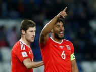 Geórgia-País de Gales ( Reuters )