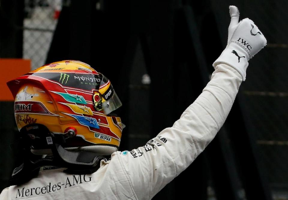 """Hamilton: o W09 já parece """"um carro melhor"""" que o do ano passado"""