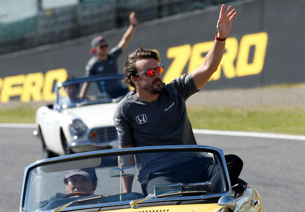 """Alonso exibe confiança: """"Só preciso de um carro a quatro décimos"""""""