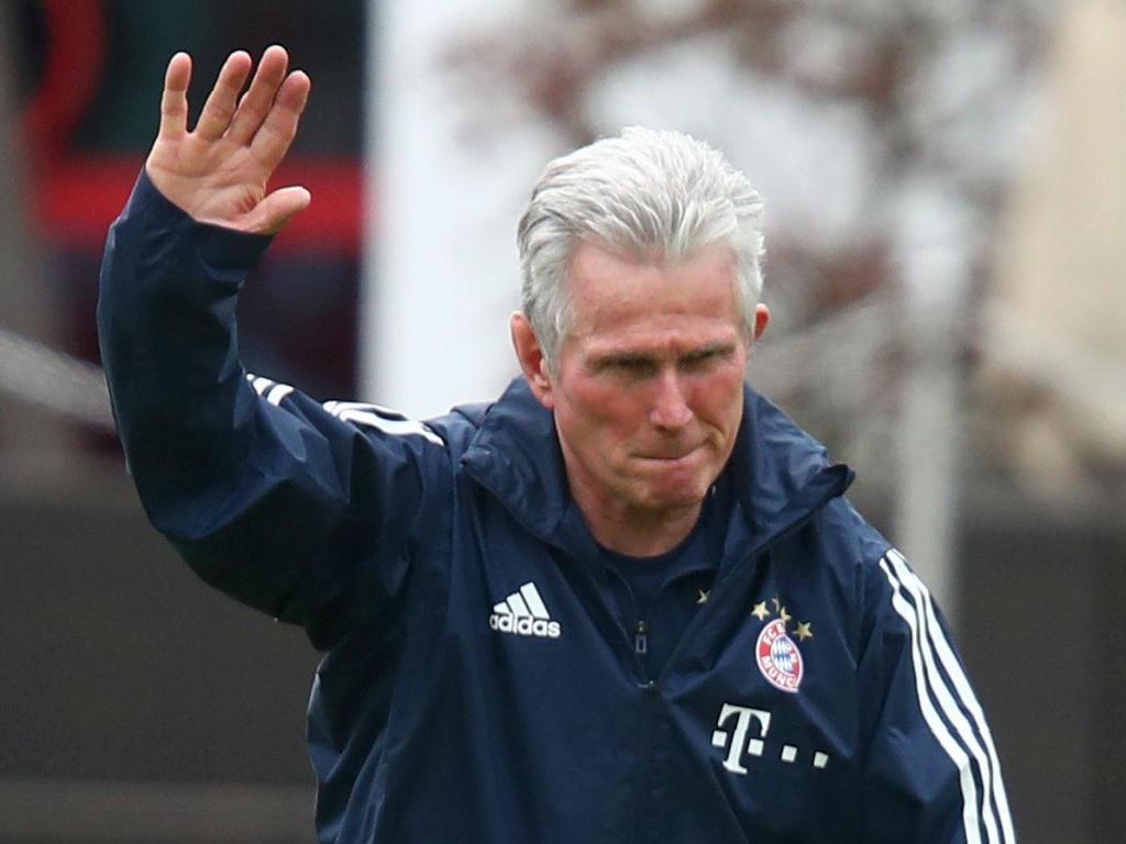 Jupp Heynckes estreia-se com goleada — Alemanha