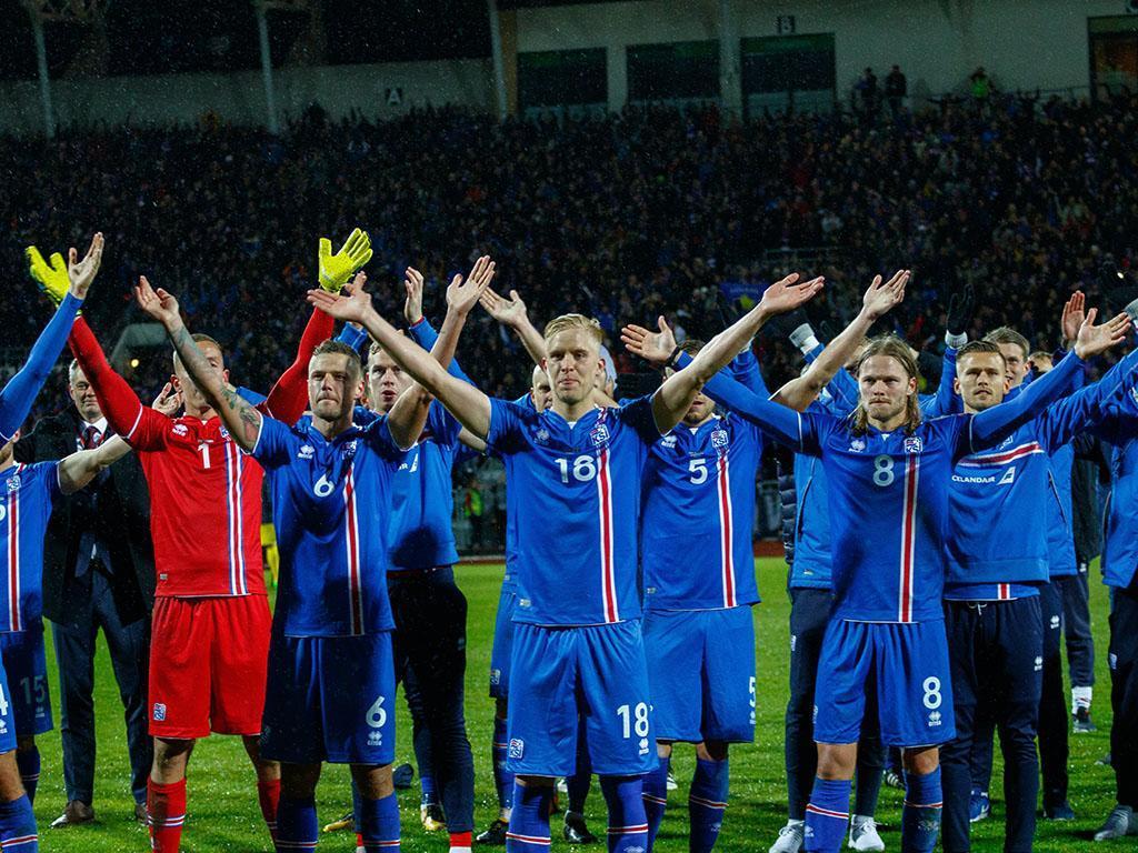 Ranking da FIFA: Islândia no melhor lugar de sempre
