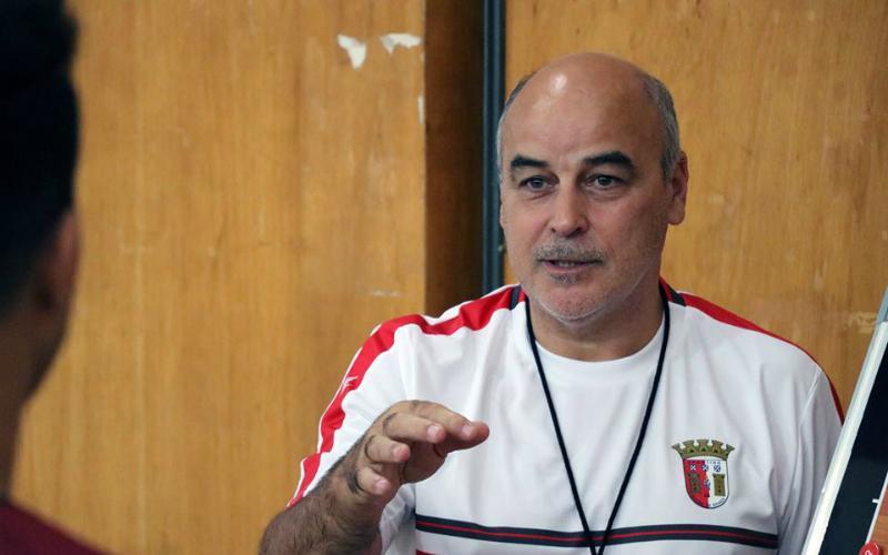 Futsal: Paulo Tavares quer Sp. Braga a «crescer» na elite europeia
