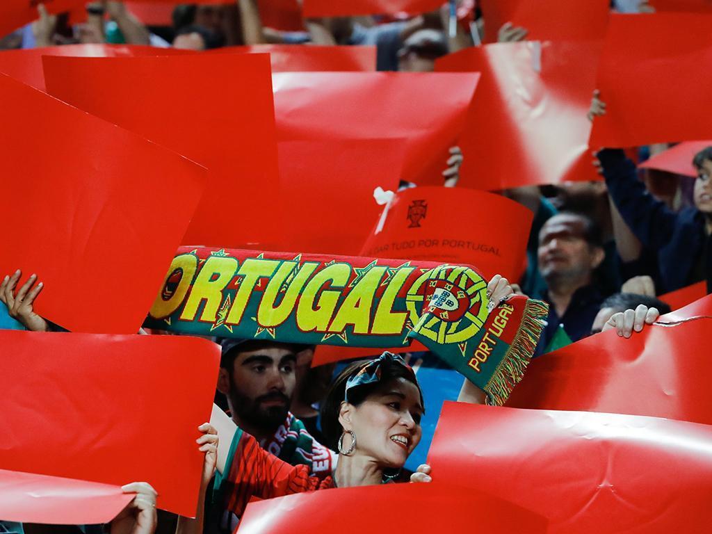 Portugal vence Arábia Saudita por 3-0