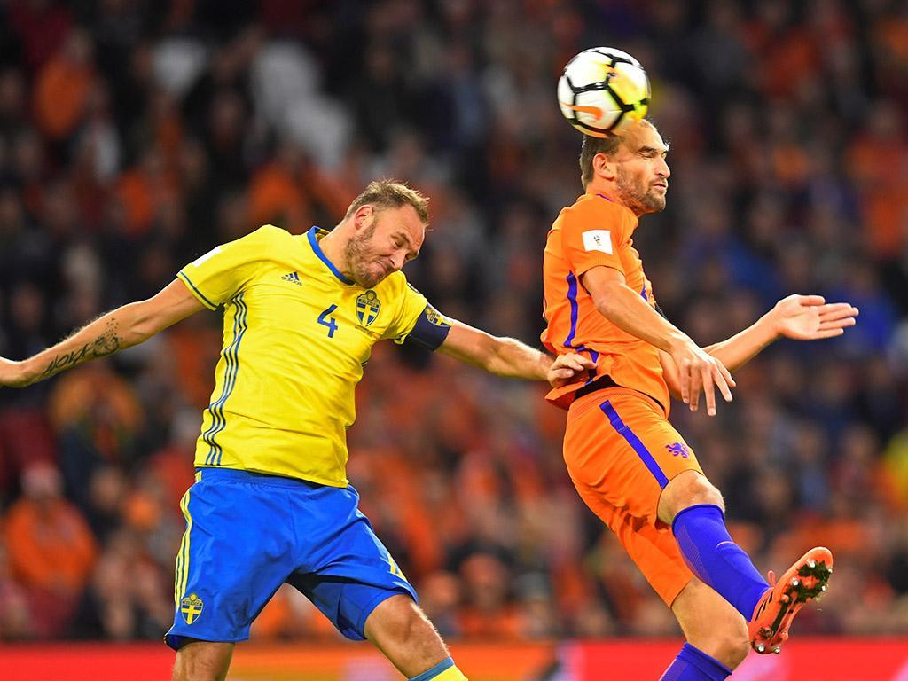 Ibrahimovic passa o trono: Granqvist é o novo