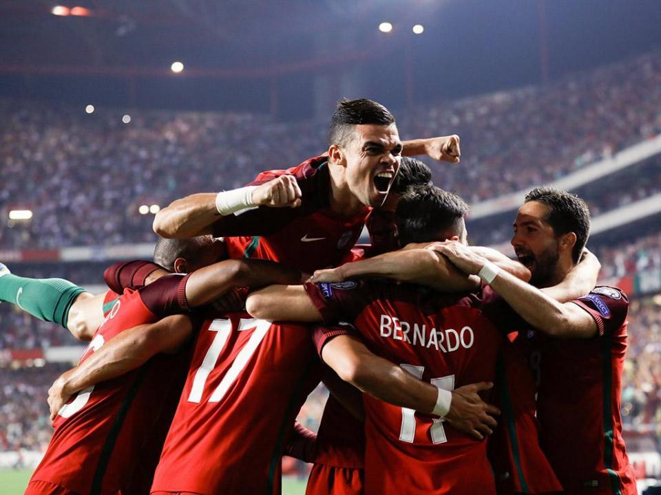 6ba429d3d5 Mundial 2018  Portugal no nono lugar no ranking de favoritos ...