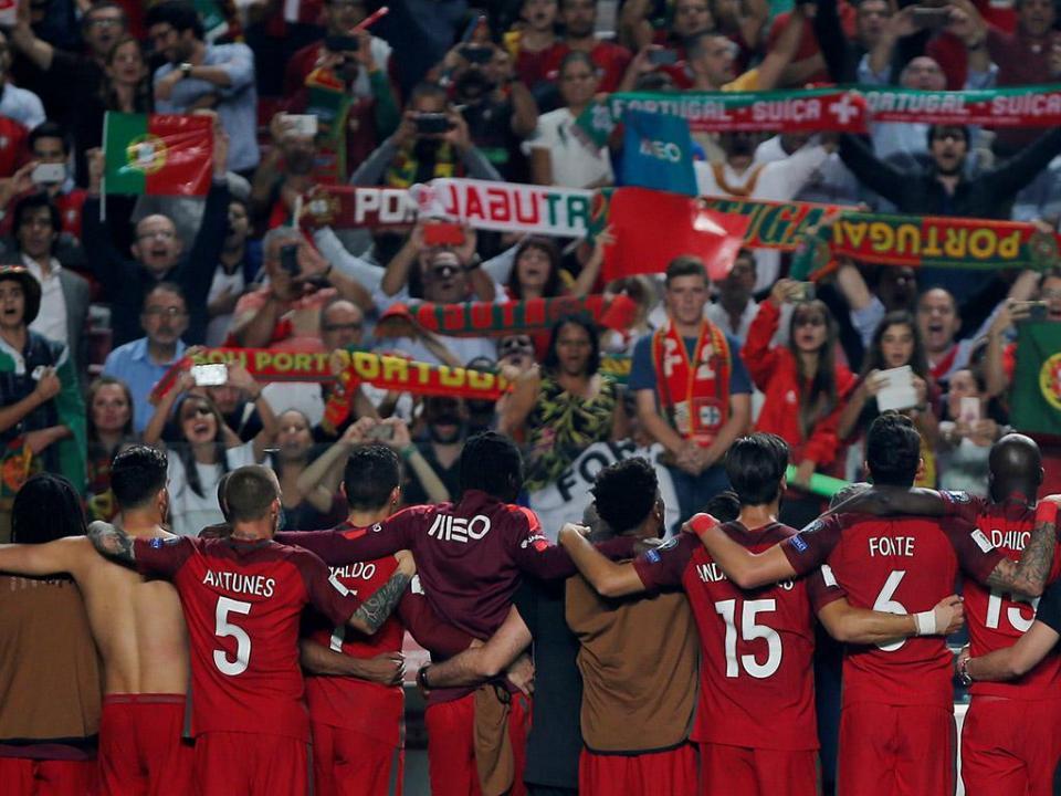 Liga das Nações: Portugal confirmado na Liga A, confira as restantes