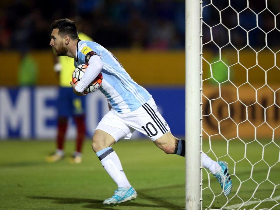 Messi: «Seria uma loucura não estar no Mundial»
