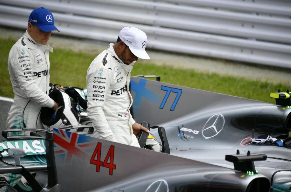 F1: Lewis Hamilton e Valtteri Bottas ansiosos pelo regresso do campeonato