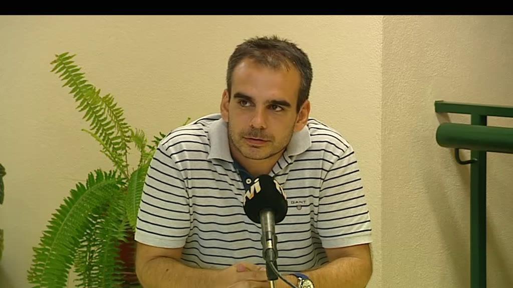 Natan Costa: «Agora temos a ambição de virar a eliminatória»
