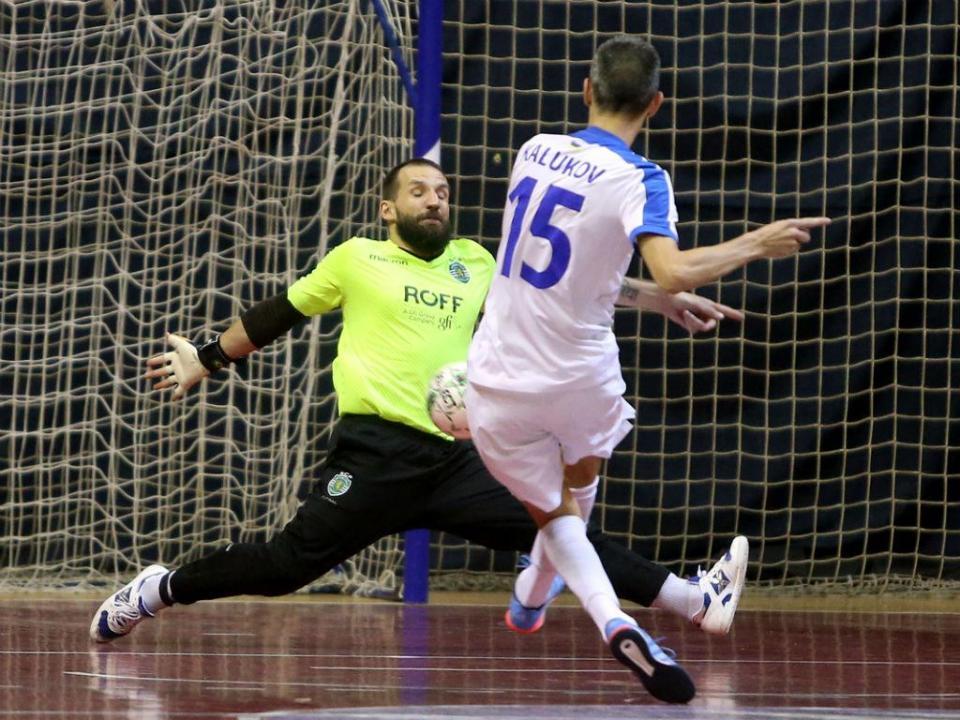 Futsal: Sporting empresta Marcão ao Belenenses