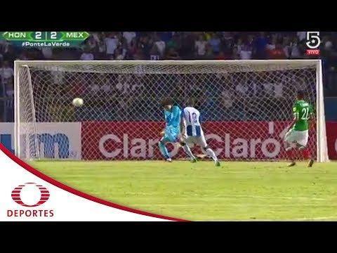 VÍDEO: Ochoa sofreu lesão cervical... no autogolo que marcou