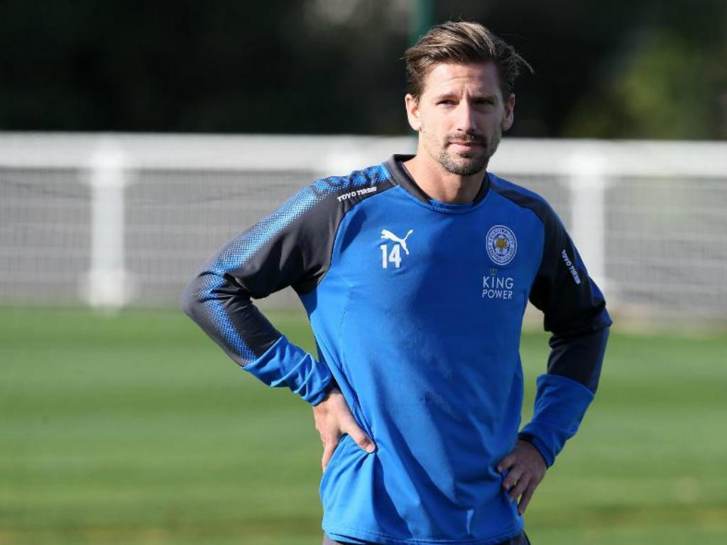 FOTO: Adrien já treina com o Leicester