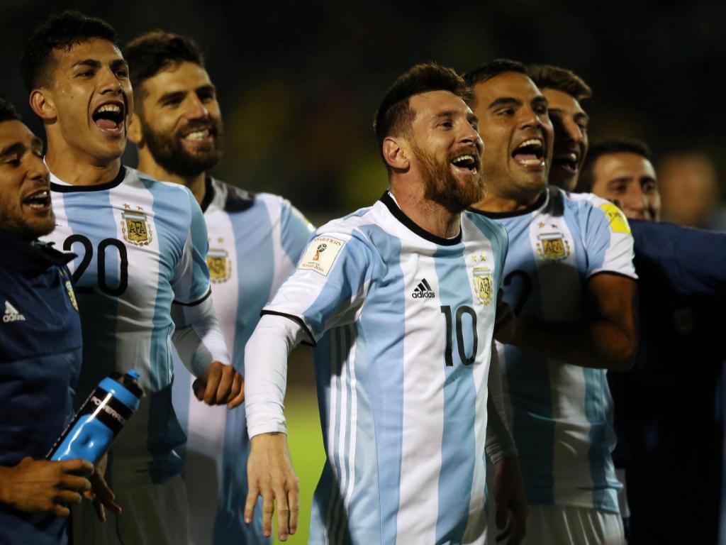 Sampaoli diz que Messi defronta a Rússia, mas não a Nigéria