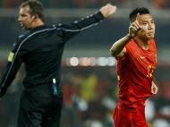 China ( Reuters )