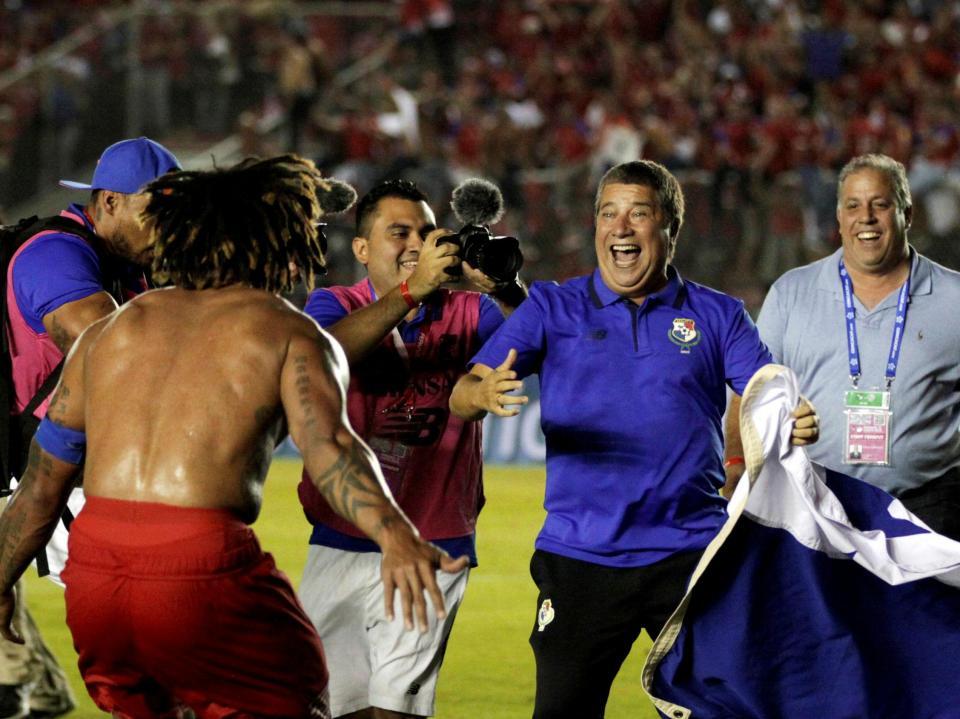 VÍDEO: ex-Sporting de início na derrota do Panamá